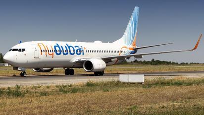 A6-FEQ - flyDubai Boeing 737-800