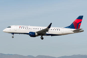 N243SY - Delta Connection - SkyWest Airlines Embraer ERJ-175 (170-200)