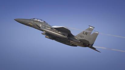 91-0327 - USA - Air Force McDonnell Douglas F-15E Strike Eagle