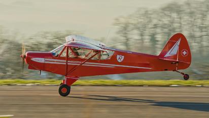 25-ZG - Private Zlín Aircraft Savage Cub