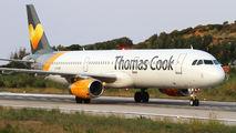 LY-VEH - Thomas Cook Airbus A321 aircraft