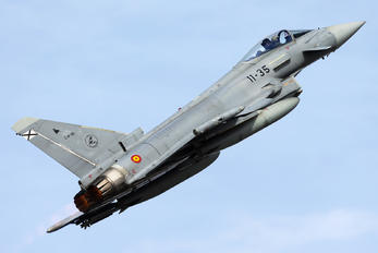 C.16-35 - Spain - Air Force Eurofighter Typhoon