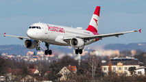 OE-LBJ - Austrian Airlines/Arrows/Tyrolean Airbus A320 aircraft