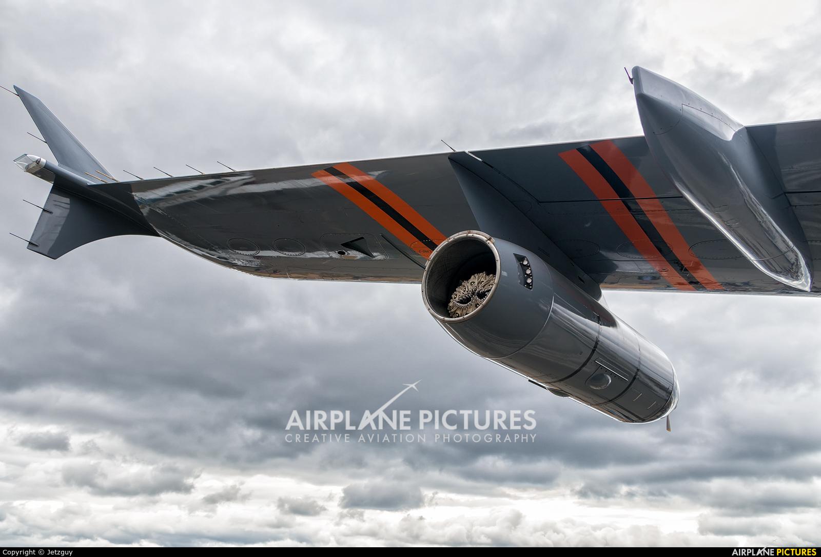Canada - Air Force 15005 aircraft at Abbotsford, BC