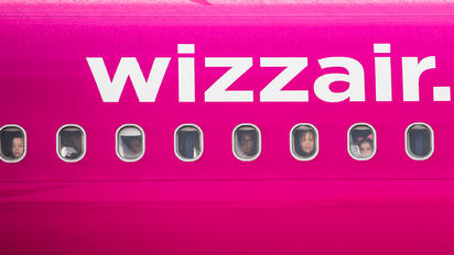 G-WUKC - Wizz Air UK Airbus A321
