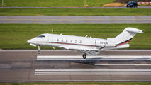 CS-CHI - NetJets Europe (Portugal) Bombardier BD-100 Challenger 350 series aircraft