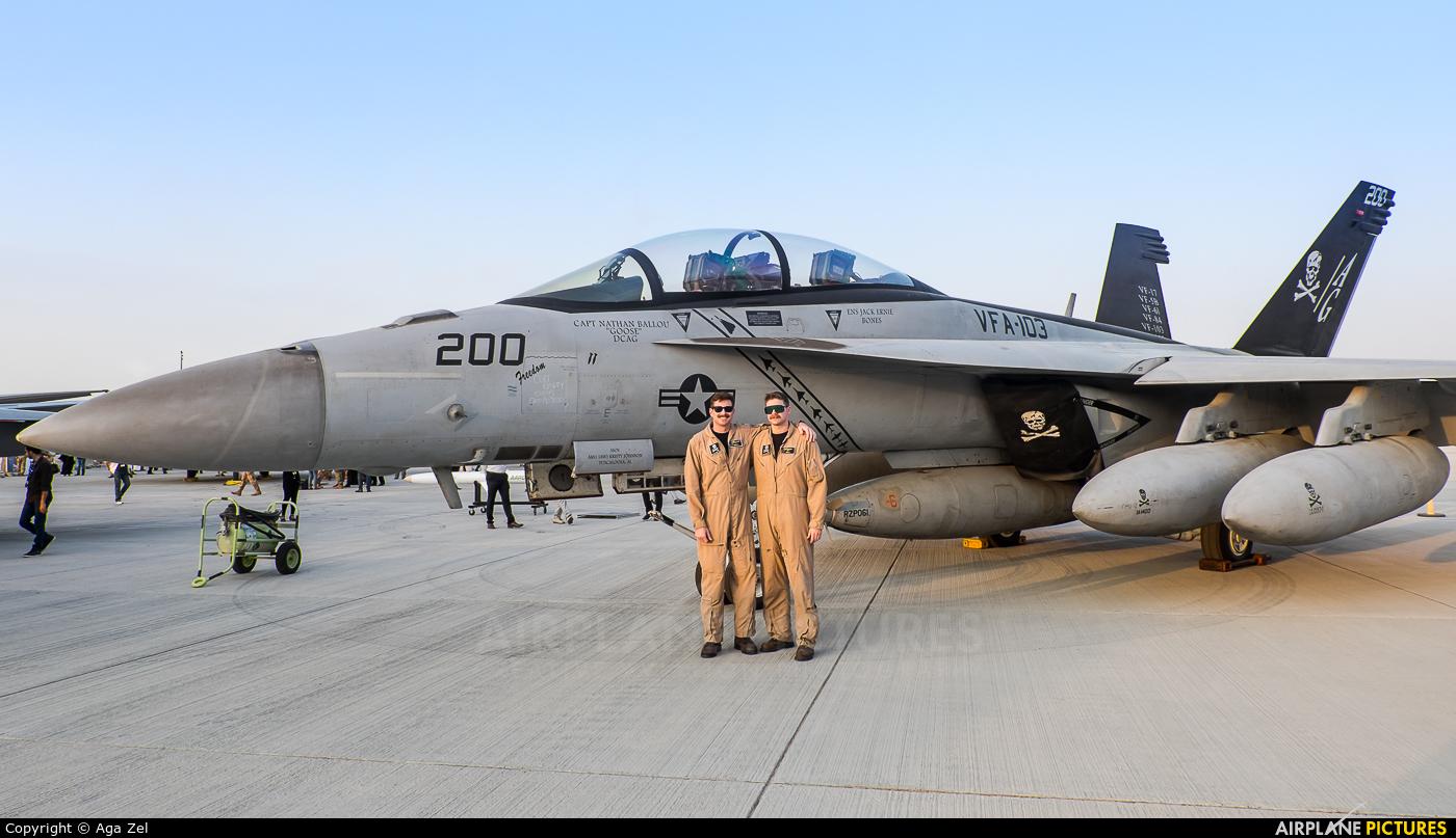 USA - Navy 168493 aircraft at Jebel Ali Al Maktoum Intl