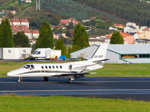 OY-VIP - BackBone Aviation Cessna 550 Citation II