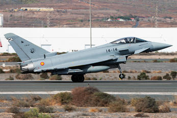 C.16-50 - Spain - Air Force Eurofighter Typhoon