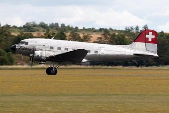 N431HM - Mathys Aviation Douglas DC-3