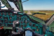 RA-65980 - Russia - Air Force Tupolev Tu-134AK aircraft