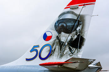 5019 - Czech - Air Force Aero L-39ZA Albatros