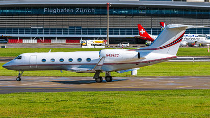 N494EC - Private Gulfstream Aerospace G-IV,  G-IV-SP, G-IV-X, G300, G350, G400, G450