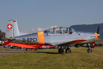 D-EPCI - Private Pilatus P-3