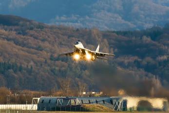 1033 - Slovakia -  Air Force Mikoyan-Gurevich MiG-29UBS
