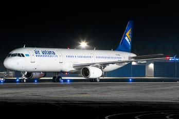 P4-NAS - Air Astana Airbus A321