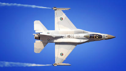 3037 - United Arab Emirates - Air Force Lockheed Martin F-16DJ Fighting Falcon