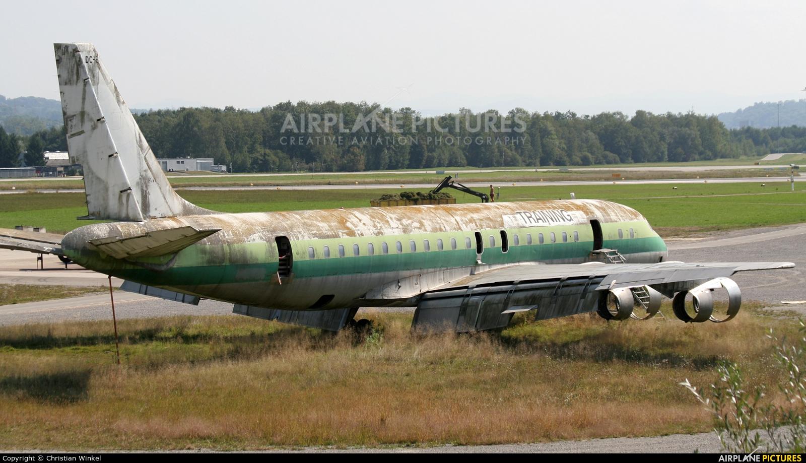 Unknown - aircraft at Zurich