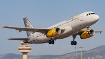 EC-MVM - Vueling Airlines Airbus A320 aircraft