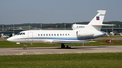 D-AWKG - Private Dassault Falcon 900 series