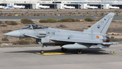 C.16-49 - Spain - Air Force Eurofighter Typhoon S