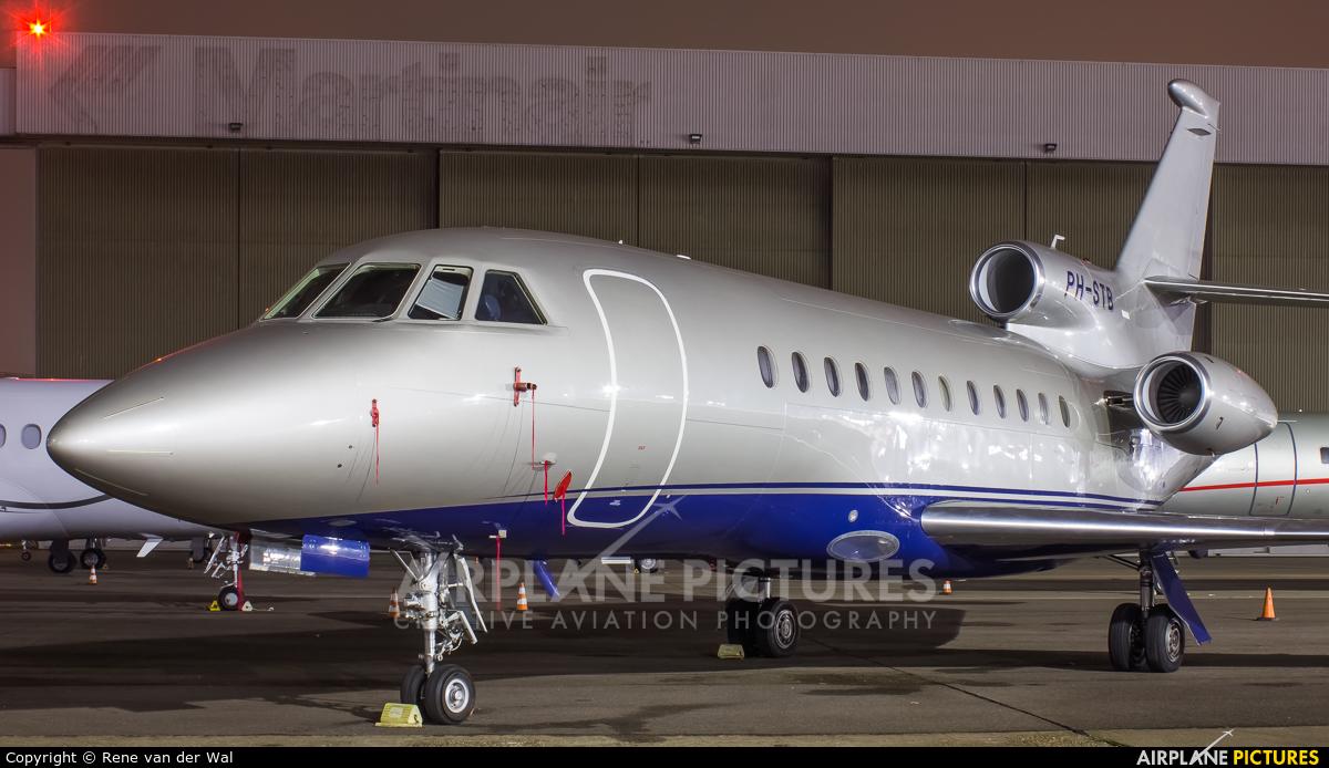Exxaero PH-STB aircraft at Amsterdam - Schiphol