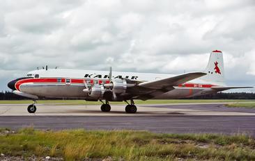 OH-KDA - Kar-Air Douglas DC-6B