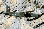 V-632 - Switzerland - Air Force Pilatus PC-6 Porter (all models) aircraft