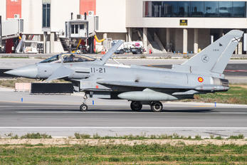 C.16-21 - Spain - Air Force Eurofighter Typhoon S