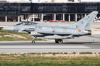 C.16-22 - Spain - Air Force Eurofighter Typhoon S