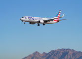 N838NN - American Airlines Boeing 737-800 aircraft