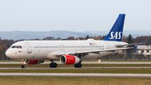 OY-KAM - SAS - Scandinavian Airlines Airbus A320 aircraft