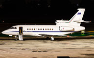 Italian Air Force Falcon 900 visited Seville title=