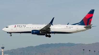 N846DN - Delta Air Lines Boeing 737-900ER