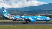N537AS - Alaska Airlines Boeing 737-800 aircraft