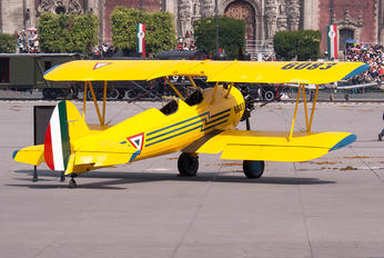 EPS-6083 - Mexico - Air Force Boeing Stearman, Kaydet (all models)