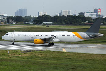 LY-VEA - Thomas Cook Airbus A321