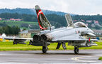 Austria - Air Force Eurofighter Typhoon S 7L-WB at Zeltweg airport