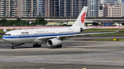 B-6070 - Air China Airbus A330-200