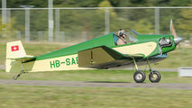 HB-SAE - Private Jodel D9 Bébé aircraft