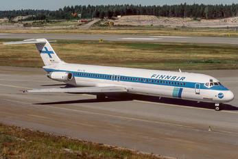 OH-LYW - Finnair McDonnell Douglas DC-9