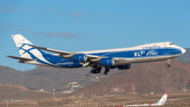 VP-BJS - Air Bridge Cargo Boeing 747-8F aircraft