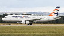 YR-SEA - SmartWings Airbus A320 aircraft