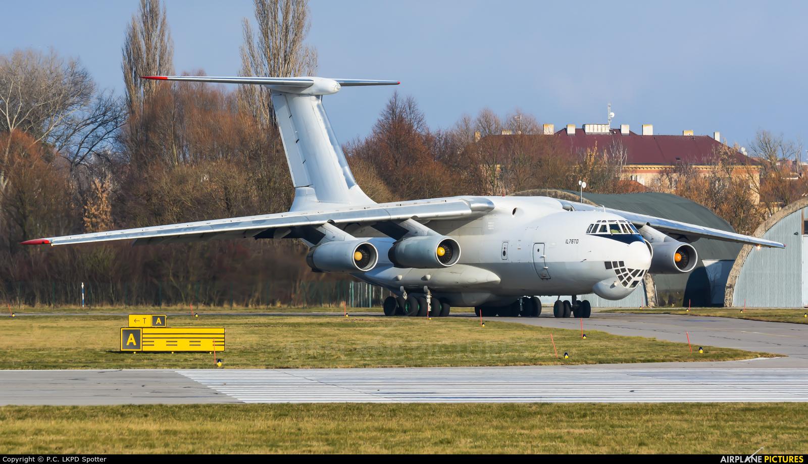 Zet Avia UR-CIG aircraft at Pardubice