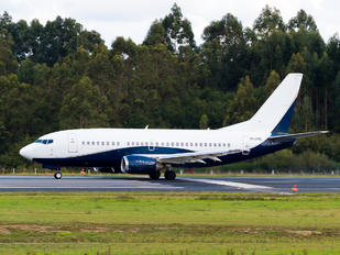 9H-OME - AIR X Charter Boeing 737-500