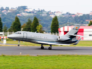 EC-MLA - Gestair Dassault Falcon 2000S