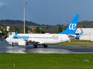 EC-MXM - Air Europa Boeing 737-800