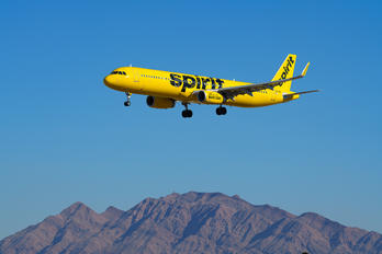 N670NK - Spirit Airlines Airbus A321