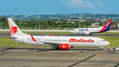 9M-LNL - Malindo Air Boeing 737-900ER
