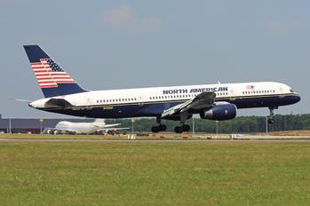 N750NA - North American Airlines Boeing 757-200